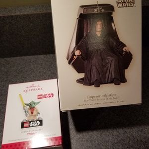 Hallmark Ornament lot